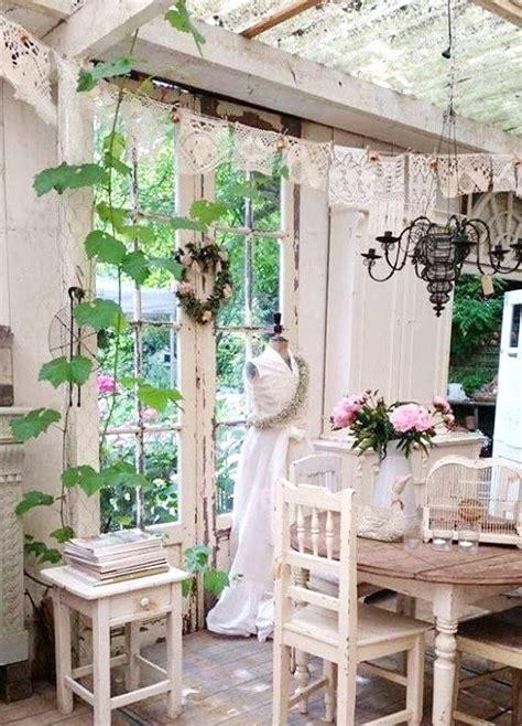 shabby chic garden designs  interior furniture