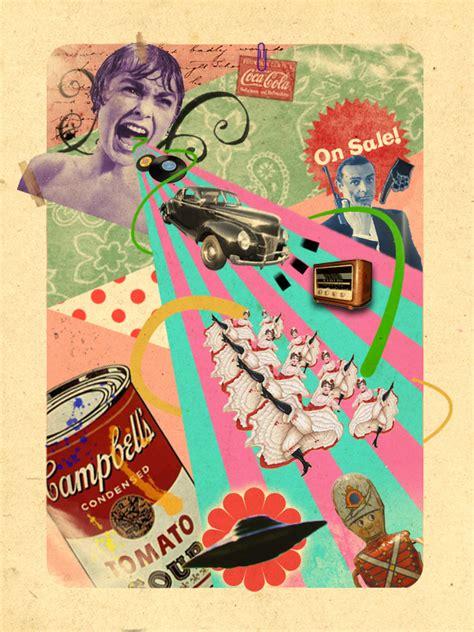 vintage montage collage  vanhardisk  deviantart