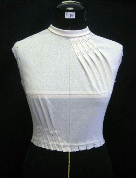pattern manipulation pinterest تصريف بنسة الصدر غير متماثل تشكيل pinterest fabric