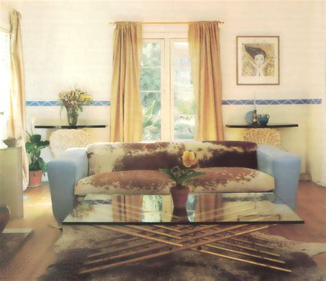 80s living room 1980s interior design trend borders mirror80