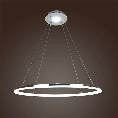 acrylic pendant light modern led acrylic pendant light living led ring lights
