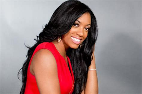 portia atlanta housewives hair has porsha williams moved on to eagles rb lesean mccoy
