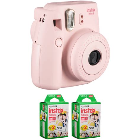 instax mini instant color fujifilm instax mini 8 instant with two packs