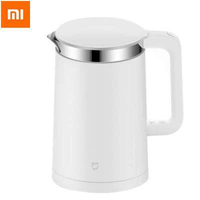 Teko Listrik Travel xiaomi electric kettle teko listrik 1 5l white