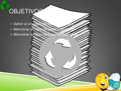layout paper español el reciclaje de papel envases de papel y cartn fabulous