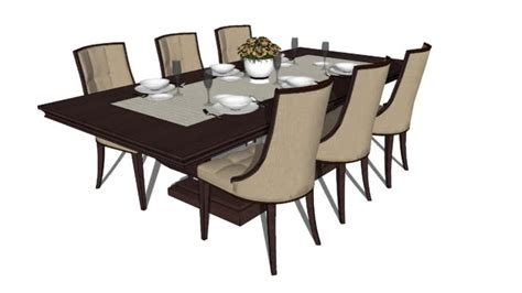 Furnitur Meja Makan dining table meja makan home furniture interior