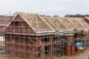 who builds houses profit margin leads to the number of houses being built