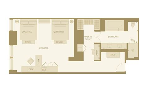 luxury hotel suite floor plans luxury hotel family room in manhattan the langham new york