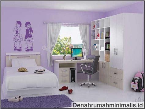 desain kamar minimalis tips desain interior kamar tidur ukuran 2x2 meter