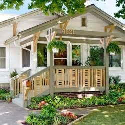 Custom Porch Railings Give Your Home An Exterior Facelift By Replacing Worn Or