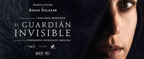 libro the invisible guardian the p 243 ster final para el thriller el guardi 225 n invisible abandomoviez net