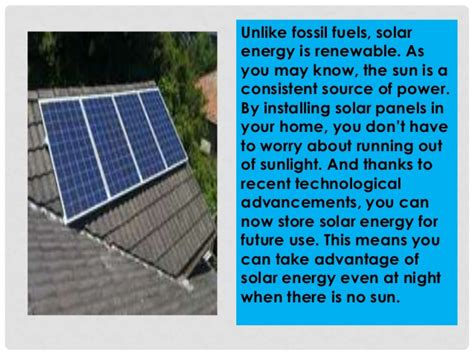 why are solar panels 5 reasons why you should install solar panels and use solar energy