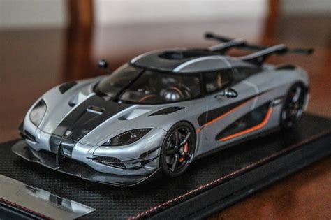 autoart koenigsegg one 1 review 1 18 scale koenigsegg one 1 silver by frontiart