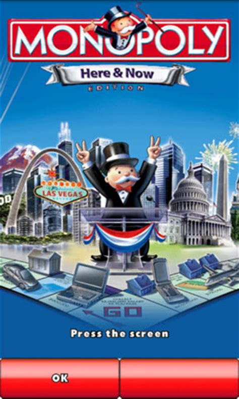 monopoly for android monopoly here and now for android androidtapp