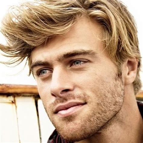 hairstyles for dirty blonde guys 19 blonde hairstyles for men