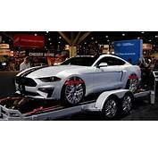2018 Ford Mustang Fastback By Air Design  Motor1com Photos