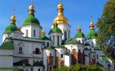 discover ukraine : lieux : kyiv : kyiv : la cathédrale de