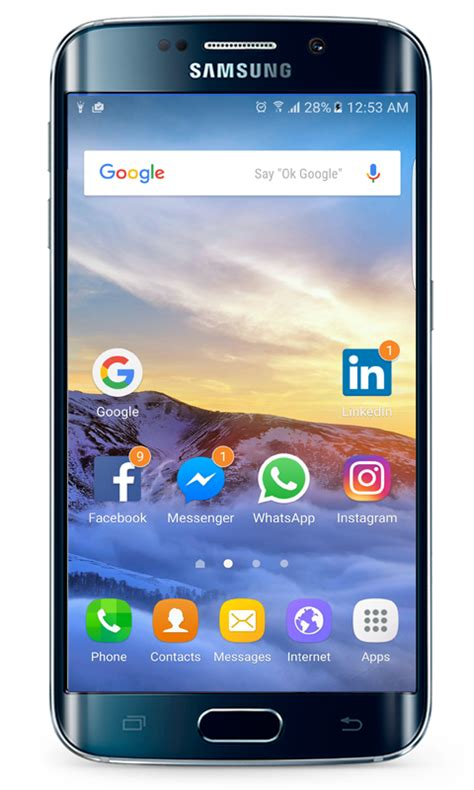 tema terbaik android samsung launcher galaxy j7 for samsung android apps auf google play