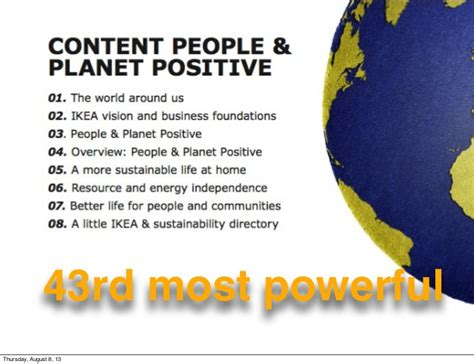 Ikea Nachhaltigkeit by Ikea Sustainability What Matters Work