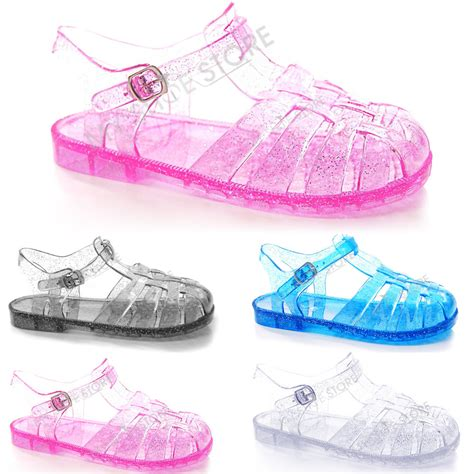 jelly shoes for baby children toddlers flat summer jelly