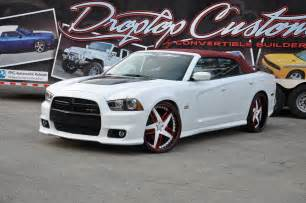 2012 Dodge Charger Srt8 Custom Convertible 2012 Charger And Chrysler 300 Amcarguide
