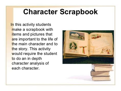 how to present a book report 6 creative alternatives to book reports
