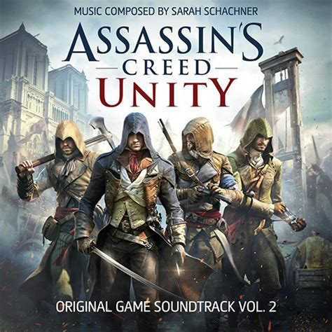 assassin s end time assassins volume 3 books assassin s creed unity original soundtrack vol 2