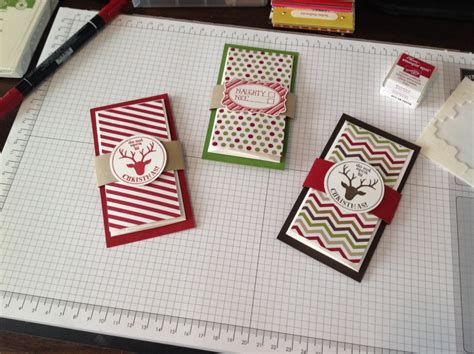 Stin Up Gift Card Holders - gift card holders by pals guest ster pam morris stin pretty