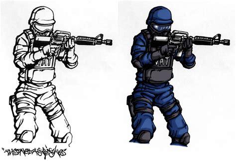 swat by rixx on deviantart