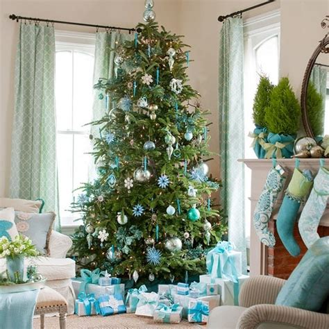 Light Blue Decorations by Countdown Day 1 Trees B Lovely Events