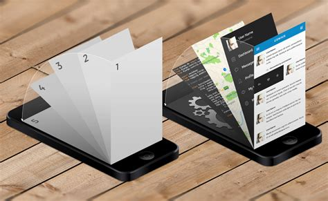 iphone app mock up templates by kevinhamil on deviantart