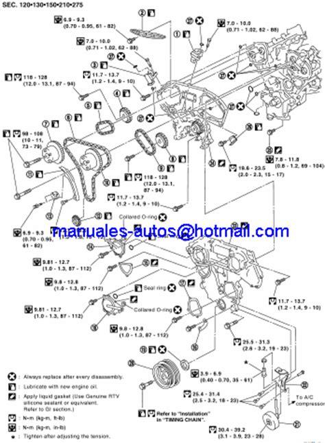 online service manuals 2003 nissan murano transmission control manual de reparaci 243 n nissan murano 2006