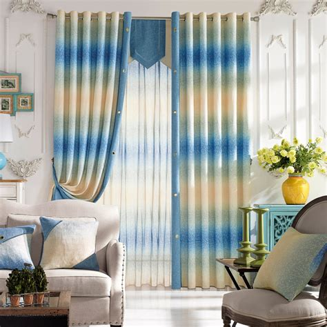 Patterned Curtains For Living Room by Modern Printing Patterned Blackout Curtains For Living Room