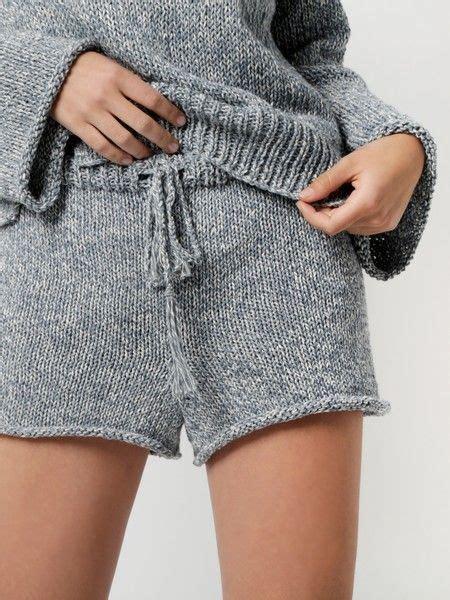 shorts pattern pinterest best 25 knit shorts ideas on pinterest cable knit socks