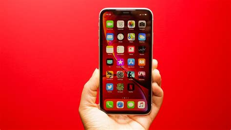 iphone xr flaunts a big screen and a cheaper price tag cnet