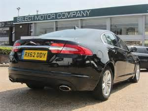 Jaguar Xf Diesel For Sale Used Jaguar Xf 2012 Black Paint Diesel 3 0d V6 Luxury 4dr
