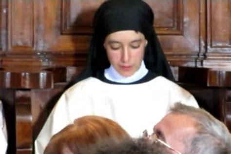 daniela casati professione solenne di sr benedetta o c s o daniela