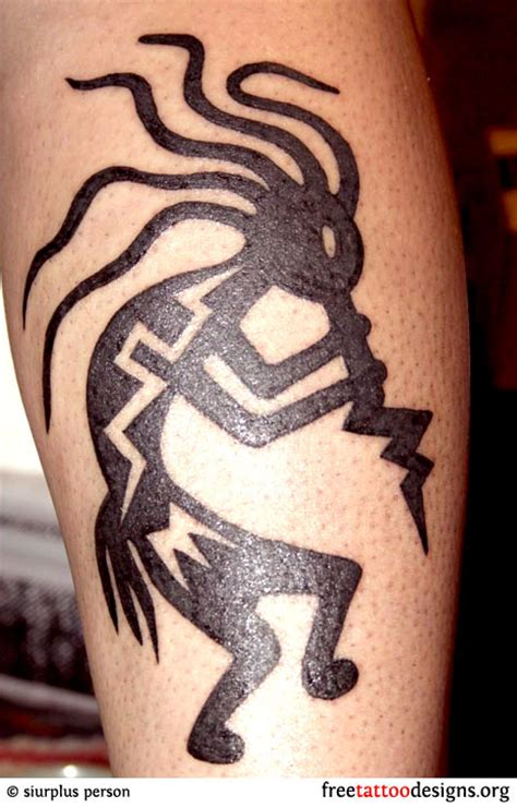 arizona tattoos designs kokopelli tattoos designs