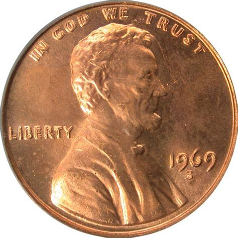 1969 s lincoln penny ddo maybe scan can you tell if