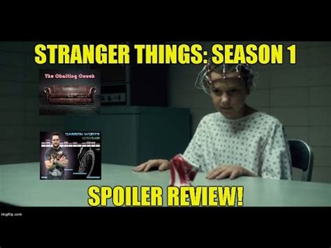 bioskopkeren stranger things season 1 stranger things season 1 spoiler recap review the