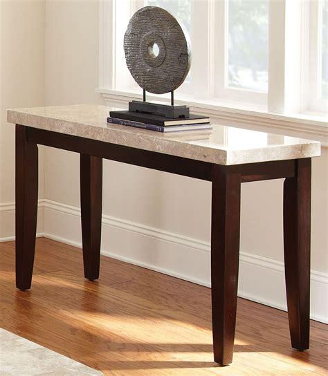 dark cherry sofa table monarch cordovan dark cherry sofa table from steve silver