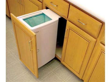 kitchen trash bin cabinet kitchen trash cans in cabinet roselawnlutheran