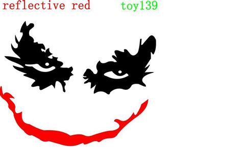 Bike Sticker Joker by 2018 Joker Decal Diecut Sticker Self Adhesive Vinyl
