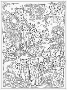 coloring for adults cat coloring pages for realistic coloring pages