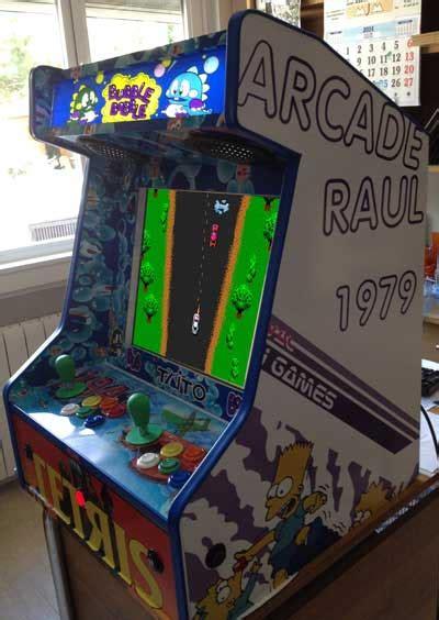 vinilos arcade bartop y m 225 quinas arcade completas vinilos a tu gusto