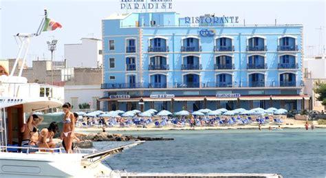 hotel porto cesareo hotel grand paradise sulla spiaggia a porto cesareo su