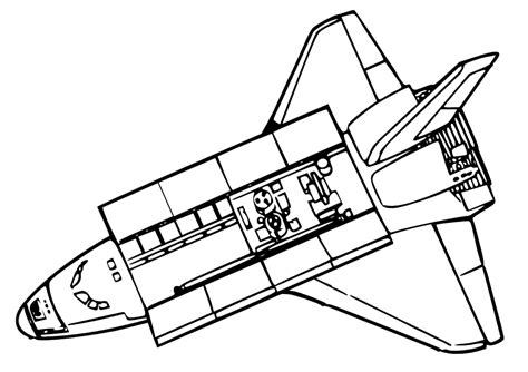 Space Shuttle Coloring Page Az Coloring Pages Space Shuttle Coloring Pages