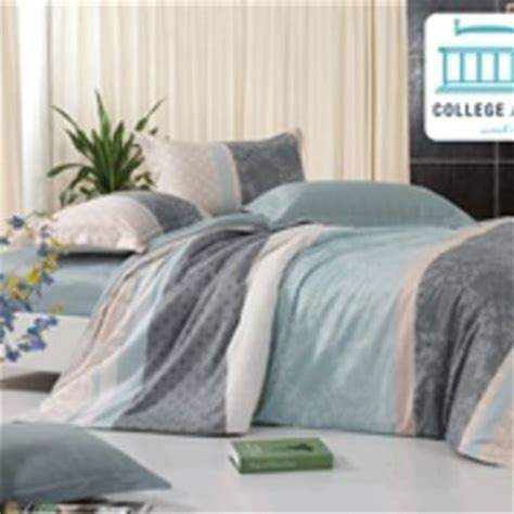 comforters for college aveon twin xl comforter set college ave from dormco