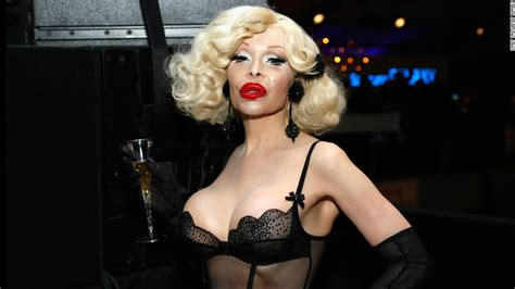 Amanda Lepore Dabblin In Acting Again by What It S Like To Be Transgender And Not Caitlyn Jenner Cnn