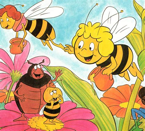 imagenes de maya la abeja imagenes de dibujos animados abeja maya